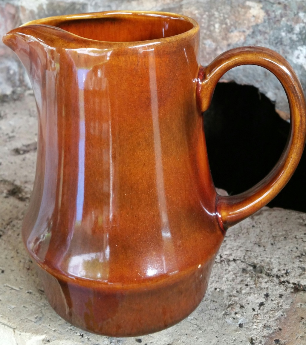 1352 Bells Water Jug and 6062 Classique jug for the shape gallery 20190411