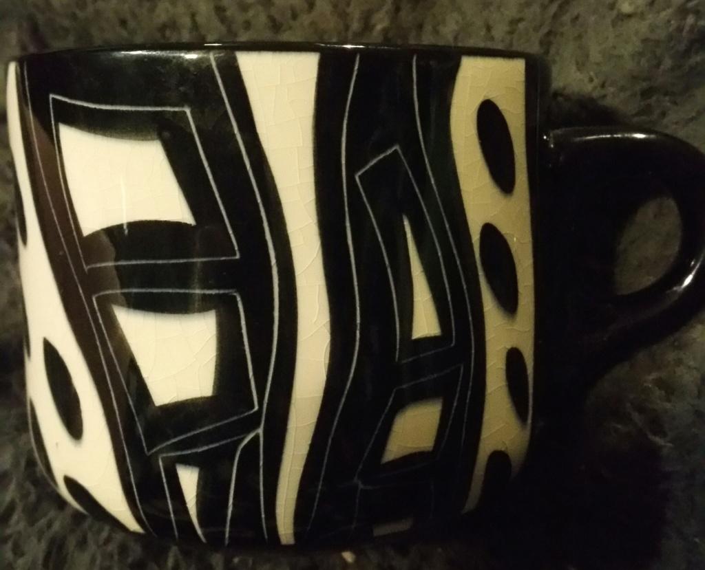 Catherine Anselmi Railway cup shape . Philippa  20190524