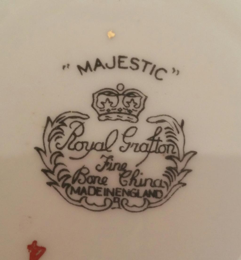 Royal Grafton Fine Bone China - Crown Lynn Ceramics (UK) Ltd 20191113