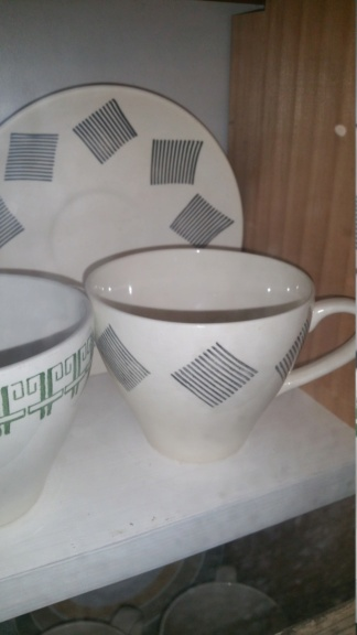 D.I.C. Cup and saucer 20191219