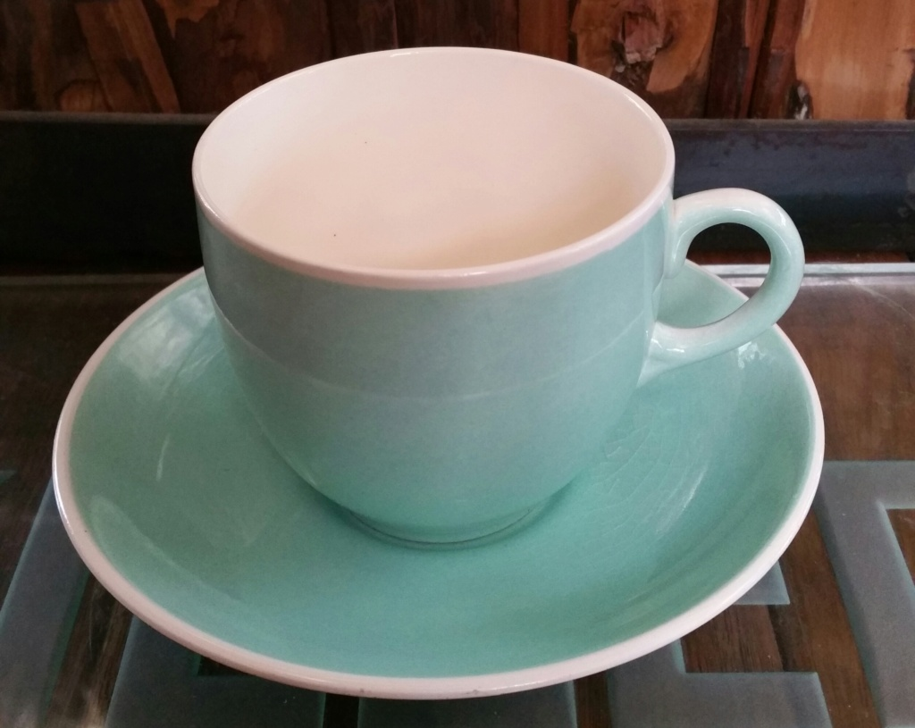 Cup and saucer  20201110