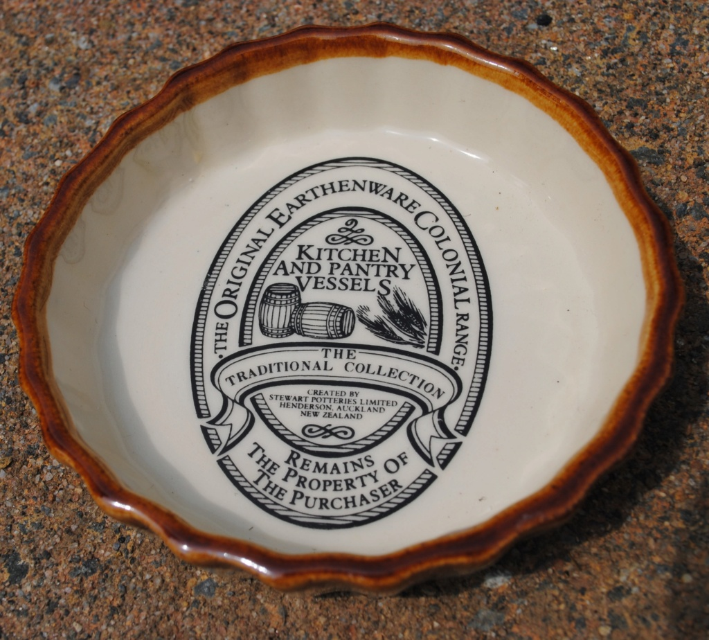 Stewart Potteries Ltd Colonial Range Coffee caddy Dsc_8618