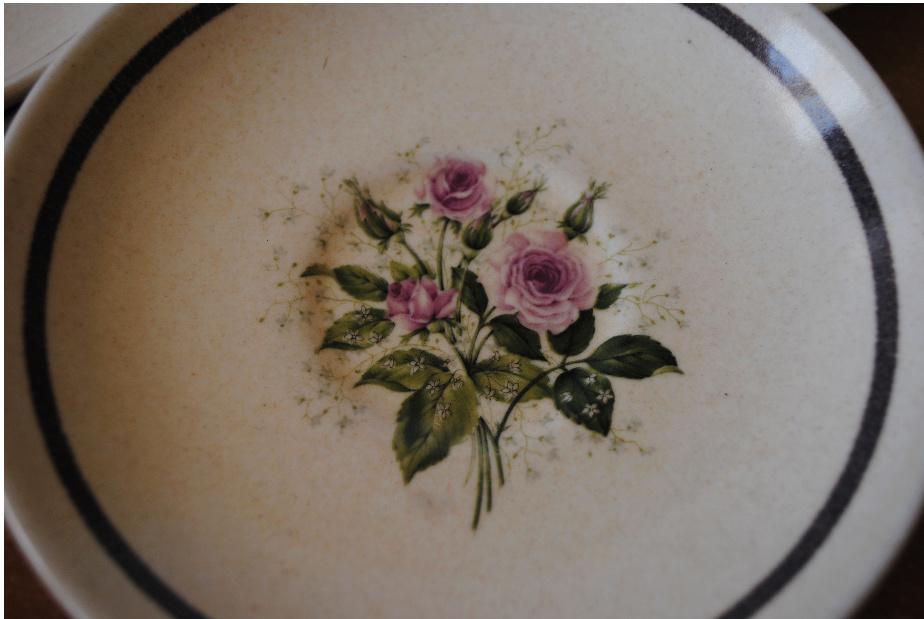 Pink Roses & Gypsophlia on Apollo Tradti10