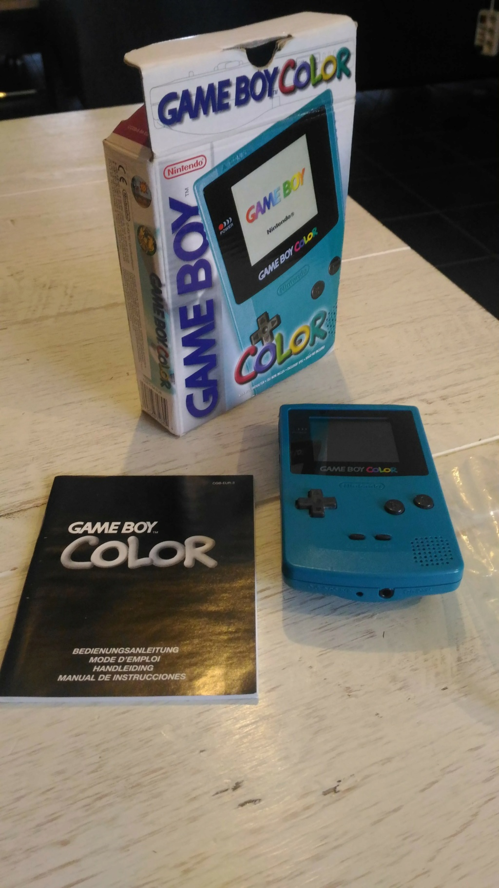 [RCH] Gameboy Color  19449612