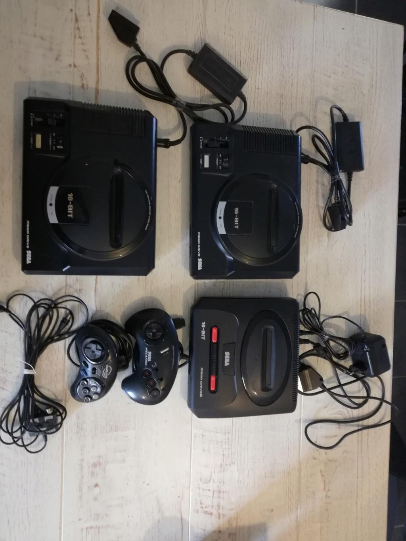 lot de consoles 45425510