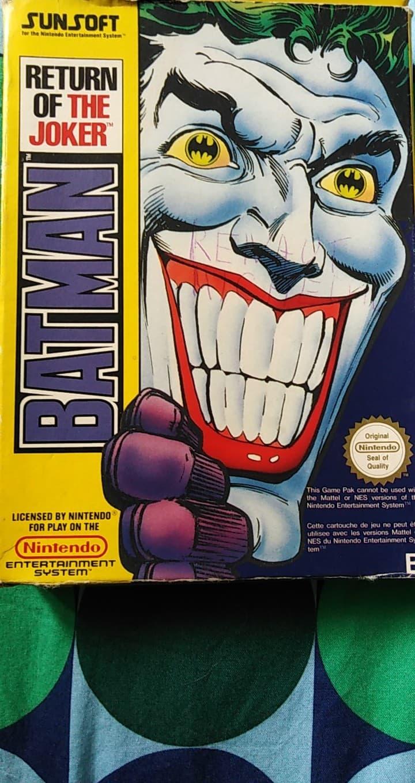 gohan need you ! (estim) return of joker nes 60168111