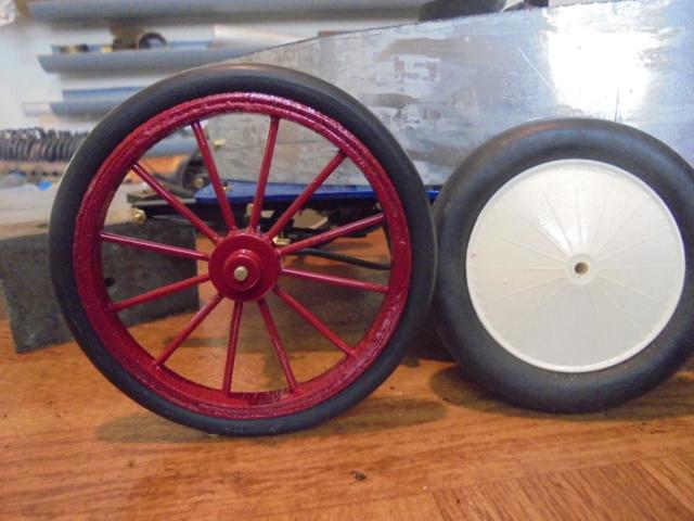 fabrication de roues Flashj10