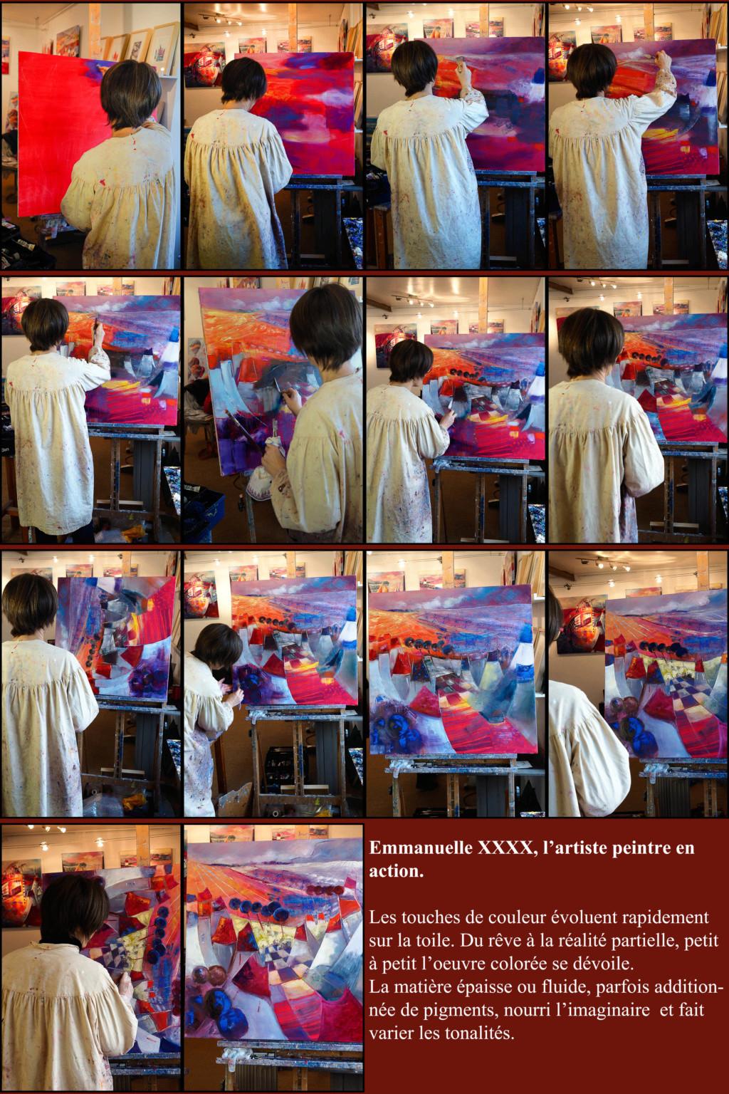 Photo d'artistes peintres et autres . Emmanu10