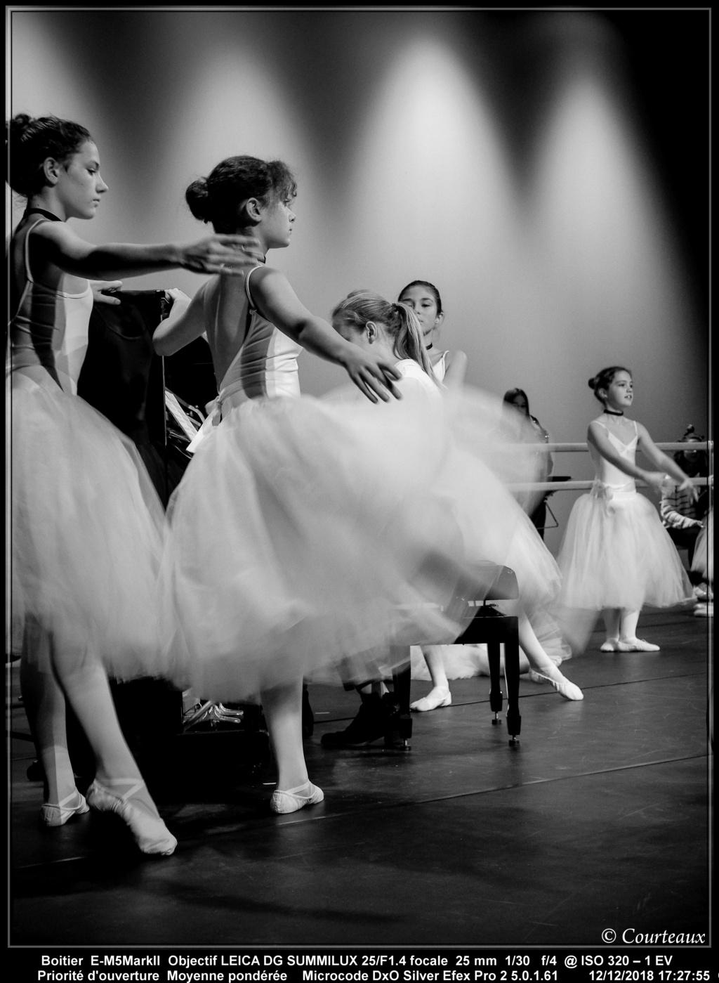 Préparation Danse Classique Repeti10