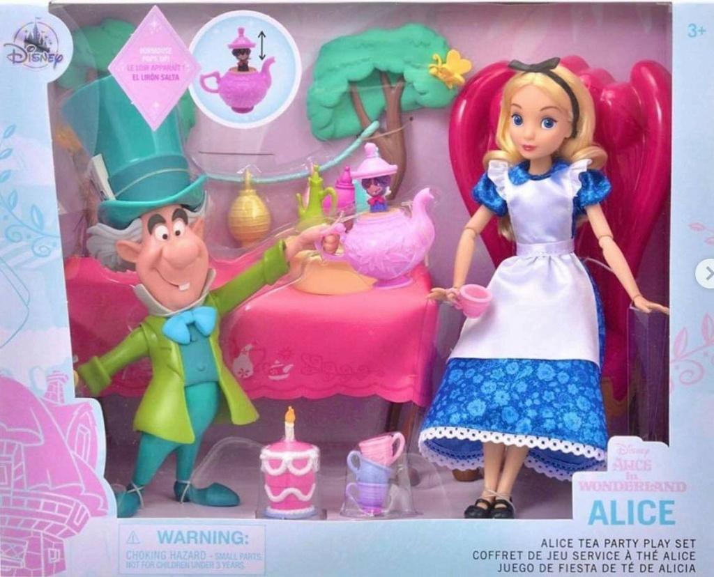 Les poupées classiques du Disney Store et des Parcs - Page 43 Receiv12
