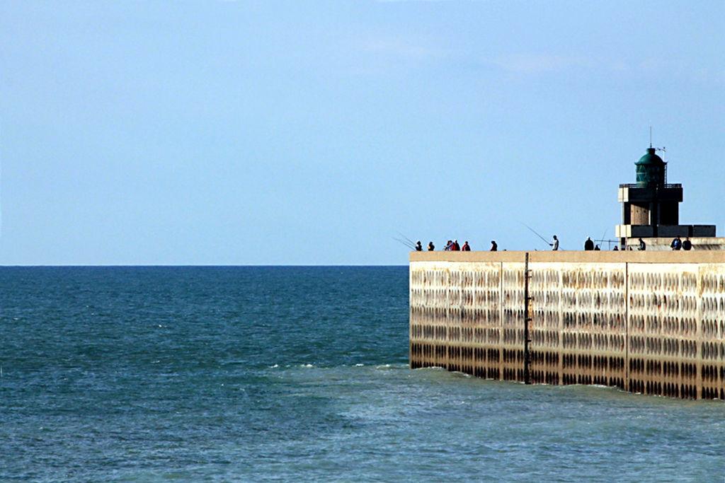 Jetée plage de Dieppe Dieppe10