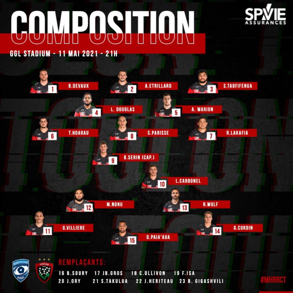 Top14 : autres matchs - Page 6 Toulon10