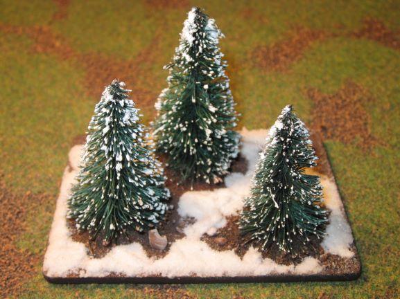 C'est Noël, donc une armée de Noël en 15mm par Alternatives Armies Camp10