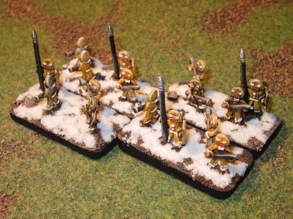 C'est Noël, donc une armée de Noël en 15mm par Alternatives Armies Warban10