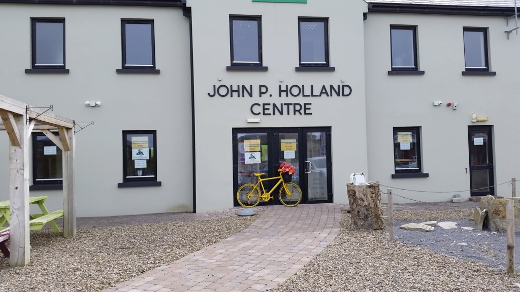 The John P Holland Centre, Co Clare, Ireland 20180617