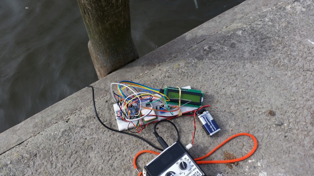 Pinger 3  - Distance measurement (Triangulation, Transponders and Clocks on Board) 20190413