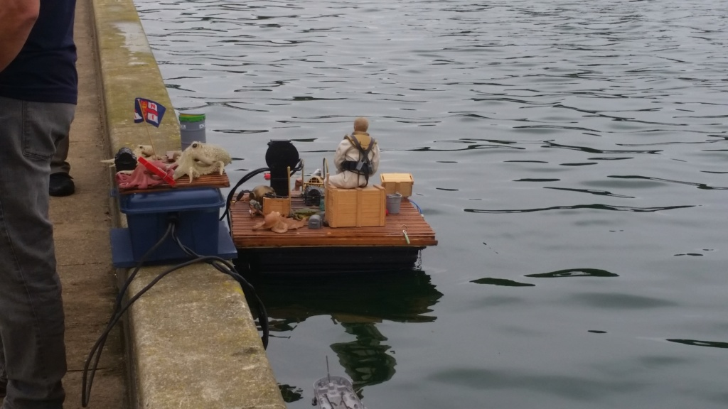 Norwich MBC Submarine, Boating & Sailing Weekend, 2019 20190710