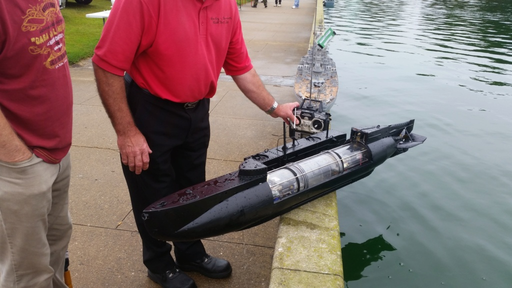 Norwich MBC Submarine, Boating & Sailing Weekend, 2019 20190730