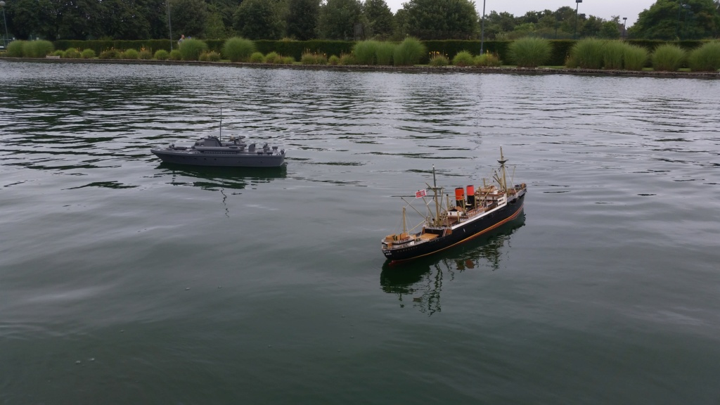 Norwich MBC Submarine, Boating & Sailing Weekend, 2019 20190739