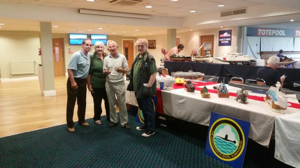 Model Boat Convention 2019 (Haydock Park) 20190812