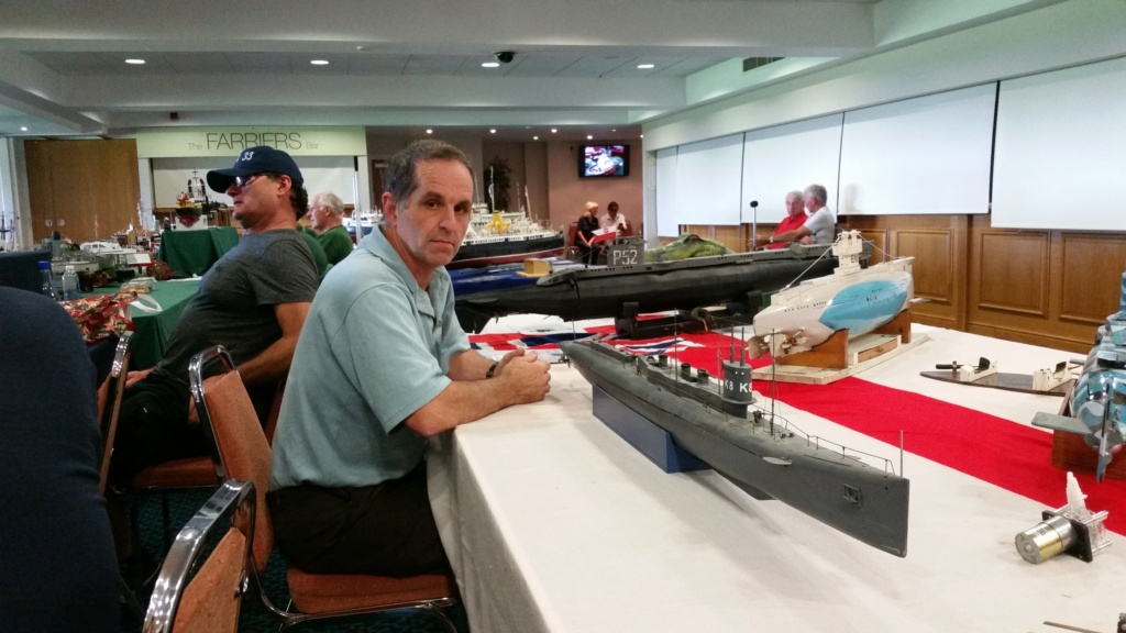 Model Boat Convention 2019 (Haydock Park) 20190813