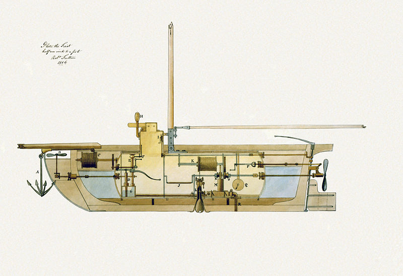 Nautilus II by Robert Fulton 800px-11