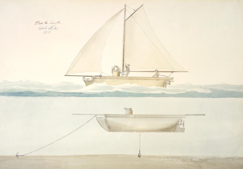 Nautilus II by Robert Fulton Image-10