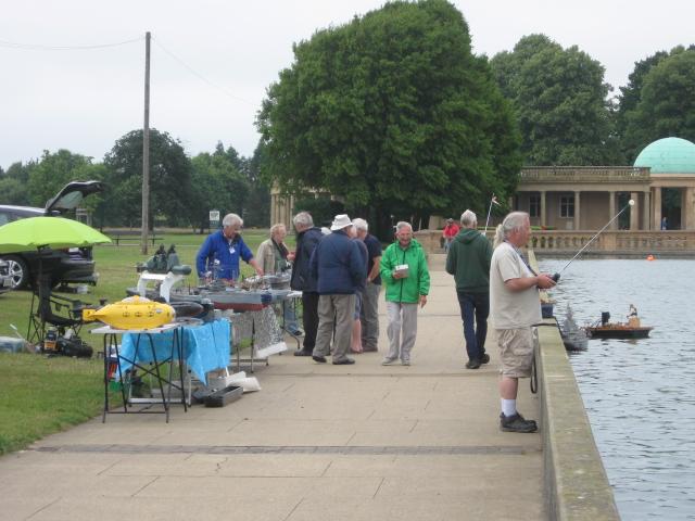 Norwich MBC Submarine, Boating & Sailing Weekend, 2019 Img_5510