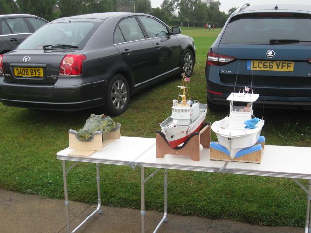 Norwich MBC Submarine, Boating & Sailing Weekend, 2019 Img_5631