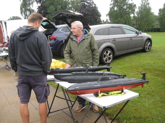 Norwich MBC Submarine, Boating & Sailing Weekend, 2019 Img_5632