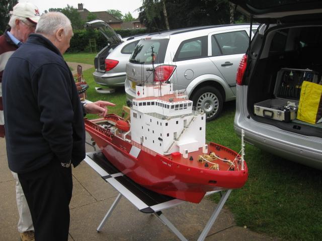 Norwich MBC Submarine, Boating & Sailing Weekend, 2019 Img_5642