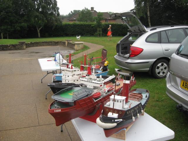 Norwich MBC Submarine, Boating & Sailing Weekend, 2019 Img_5644