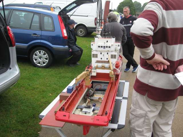 Norwich MBC Submarine, Boating & Sailing Weekend, 2019 Img_5645