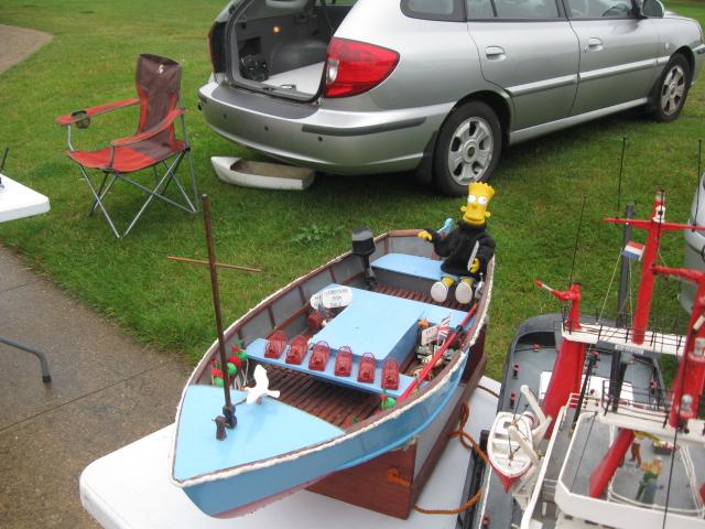 Norwich MBC Submarine, Boating & Sailing Weekend, 2019 Img_5646