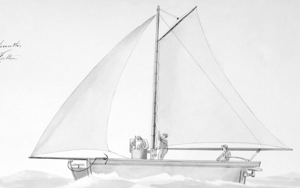 Nautilus II by Robert Fulton Sail_p10