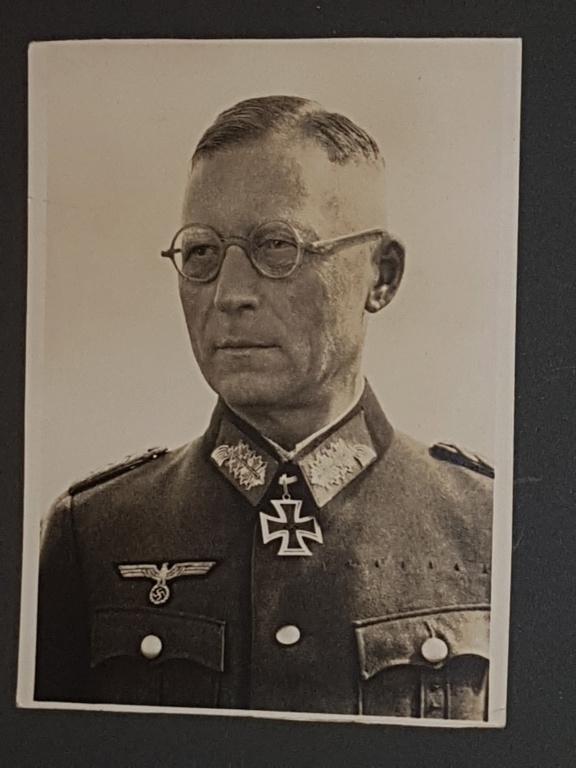 2 titulaire de la ritterkreuz general allemand a identifier 20180711