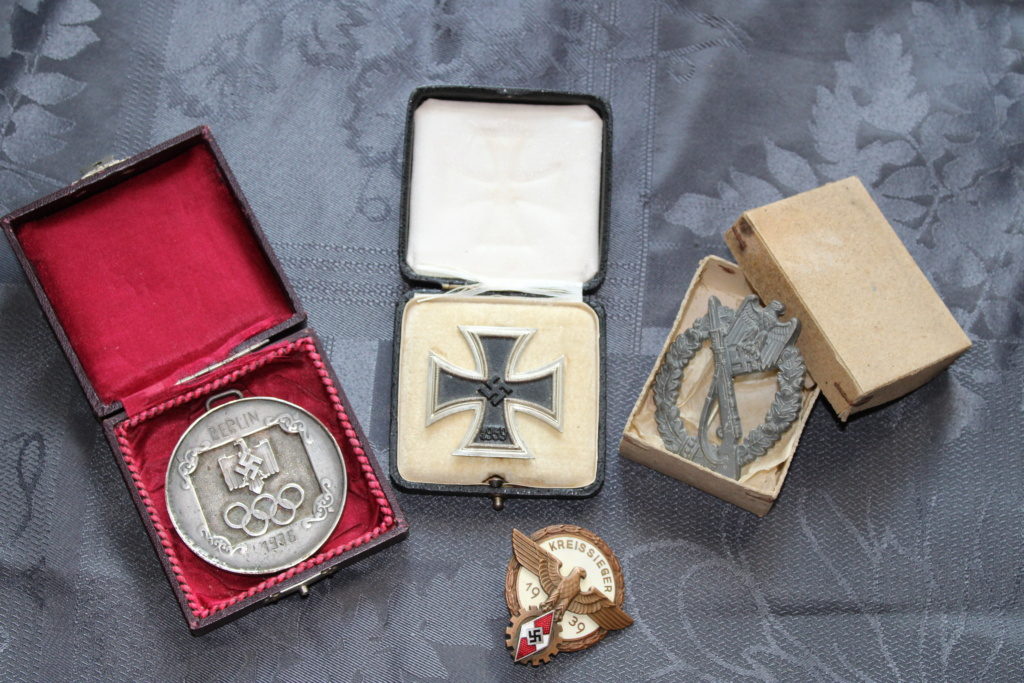 Mes dernières trouvailles en badge medailles allemandes 39.45 20200812