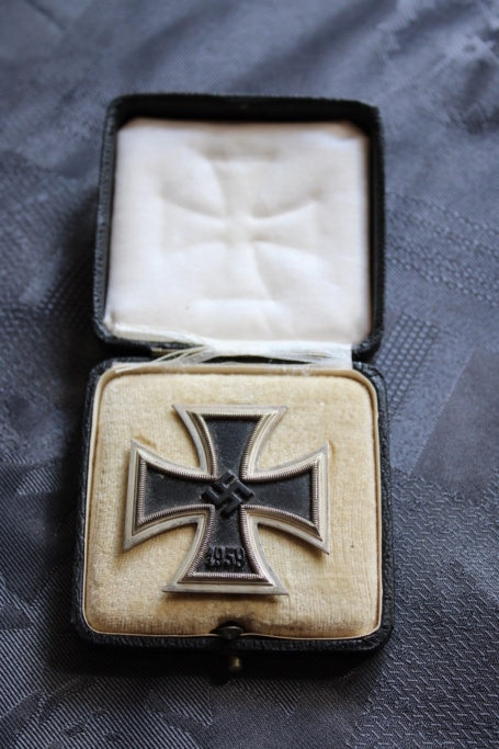 Mes dernières trouvailles en badge medailles allemandes 39.45 20200815