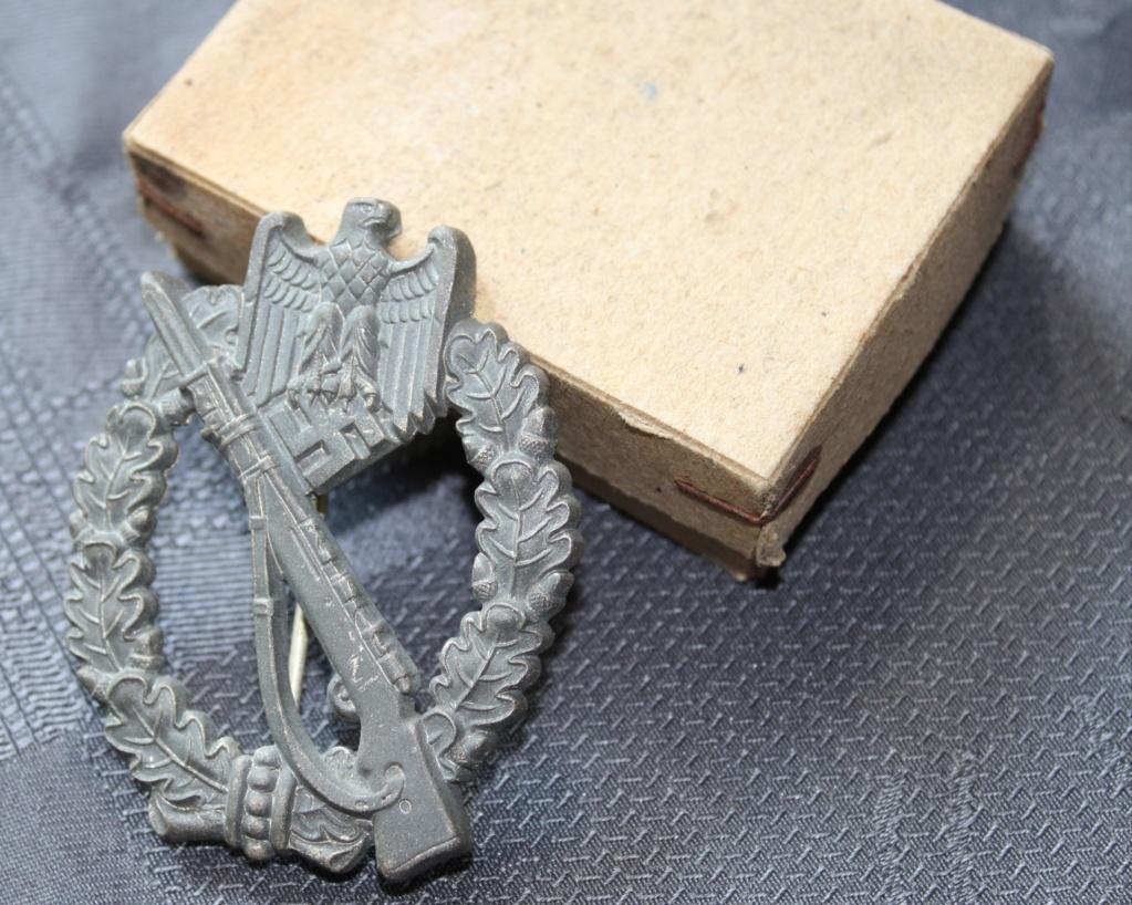 Mes dernières trouvailles en badge medailles allemandes 39.45 20200817