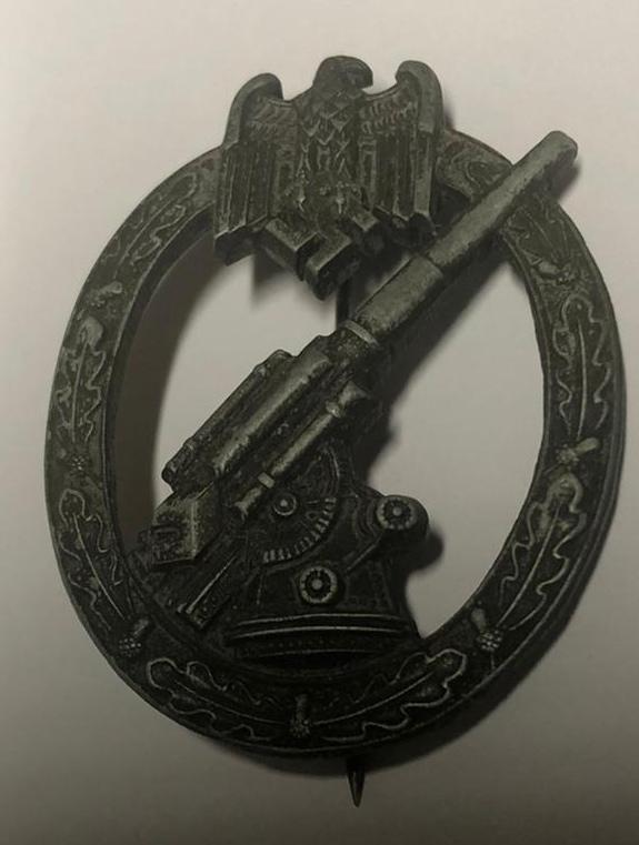 2 badges allemand 39 45 à authentifier  Img-2069