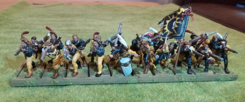 L'Armée du Comte Fou d'Averland 11411