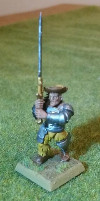 L'Armée du Comte Fou d'Averland Je111