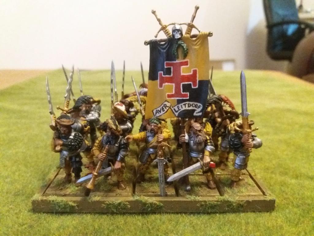 L'Armée du Comte Fou d'Averland Je210