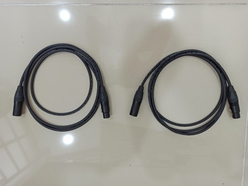 Van Damme Ultra Pure Silver Plated OFC Quad Balanced Cable (New) Img_2036