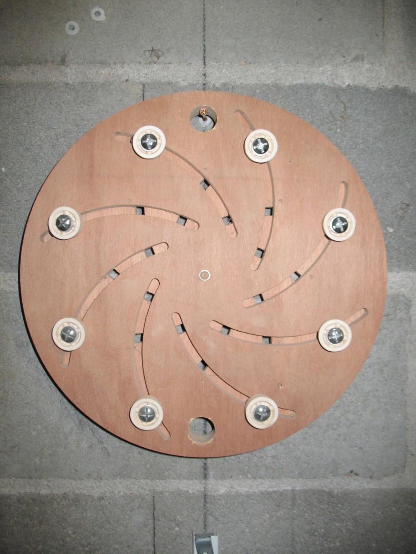 Lunette de centrage Platea10