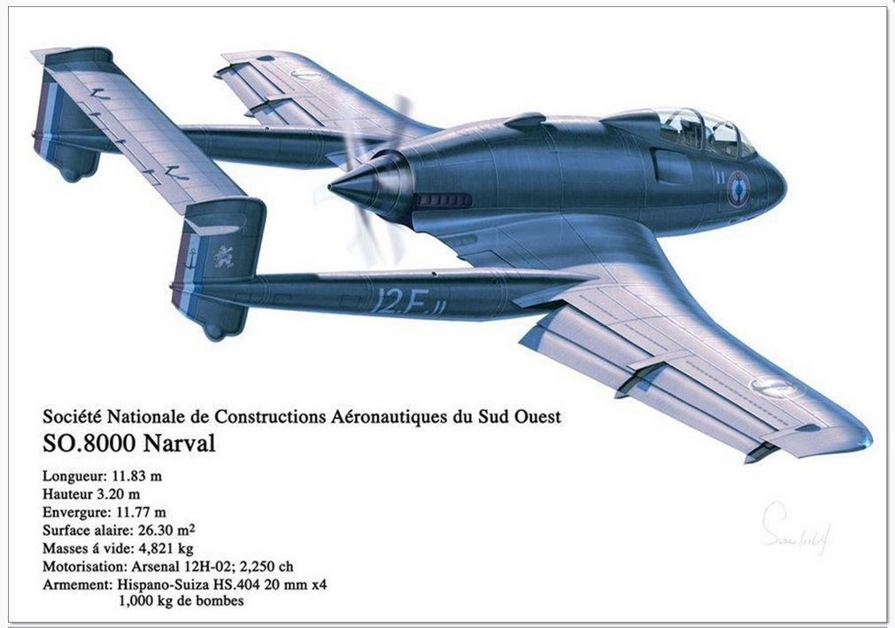 [ Aéronavale divers ] Quel est cet aéronef ? - Page 16 Narval11