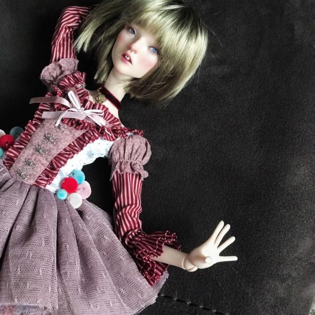 V/E Midnoir- Cosmos dolls Bastian- Dollstown- Batty Boo ETC. 56761d10
