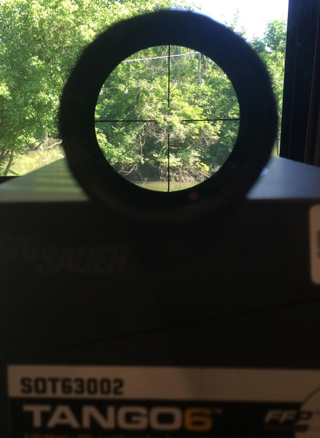 WTS:  Sig Sauer TANGO6 3-18x44mm FFP Scope Tango614