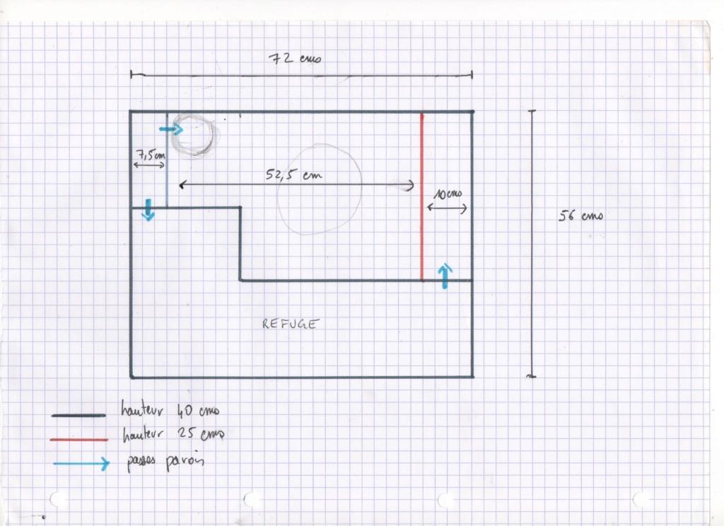 cuve technique avec refuge Projet10