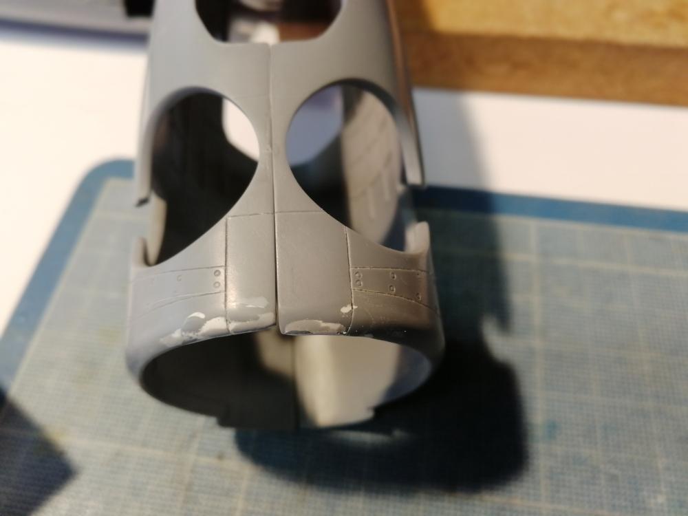 [Année AZUR] Brewster F2A-1 Buffalo Spécial Hobby 1:32 - Page 2 _zaif211